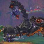 The Legend of Zelda Skyward Sword Screens Show Gameplay Mechanics