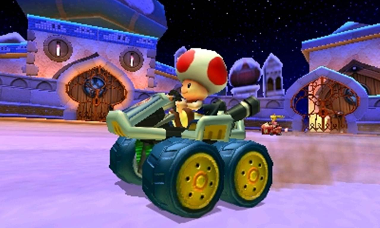 Mario Kart 7 Behind-the-Scenes Video