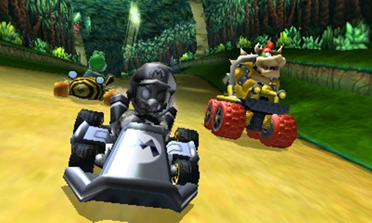 mario kart 7 review video game news reviews previews and blog. Black Bedroom Furniture Sets. Home Design Ideas