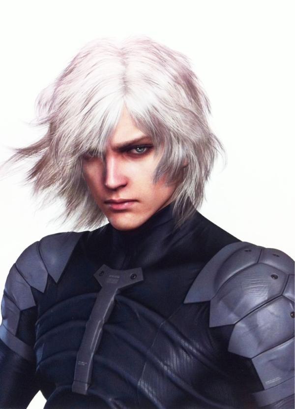 Raiden Mgs2 Hd Metal Gear Rising: Rev...