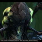 StarCraft II: Heart of the Swarm – Screenshots straight the heart of the swarm