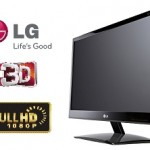 LG 3D Monitor Giveaway!