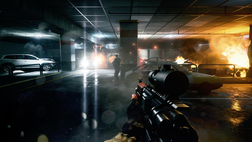 DICE Denies that Battlefield 3 was Made with Consoles in