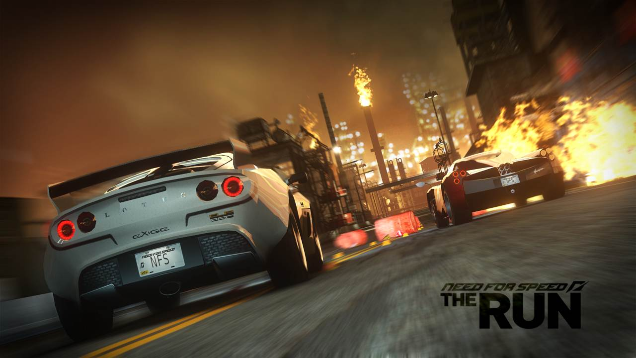 Need for Speed: The Run v1.0 All No-DVD - MegaGames