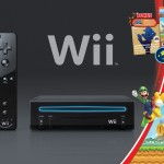 Black Wii Bundle with New Super Mario Bros. heading to America this Holiday