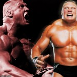 WWE 12: New Brock Lesnar Interview Trailer