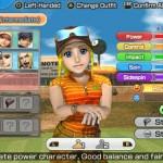 Everybody's Golf Vita: Everybody's screenshots