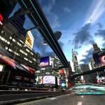 WipEout 2048 PlayStation Vita- A set of screenshots