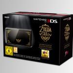 Nintendo Announces a New Zelda Themed 3DS