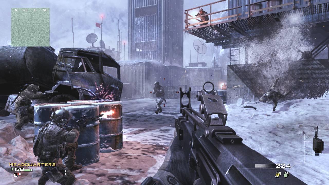 Modern Warfare 3 Launch Screenshots Are Here