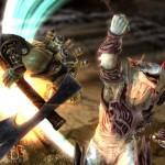 Soulcalibur V – Cervantes, Aeon, Yoshimitsu and Xiba screenshots