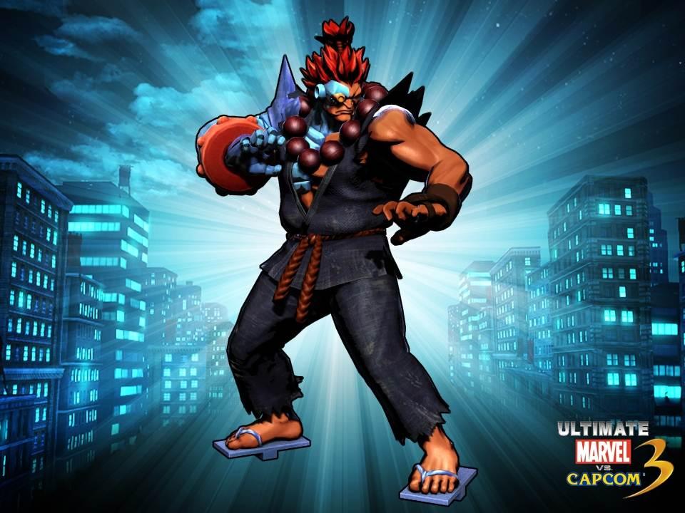 Ultimate Marvel vs. Capcom 3 – Costume DLC images