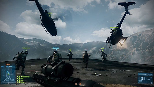 Battlefield 3 patch march 2012