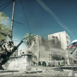 Parachuting No scope Pilot Kill from Battlefield 3 is Awesome