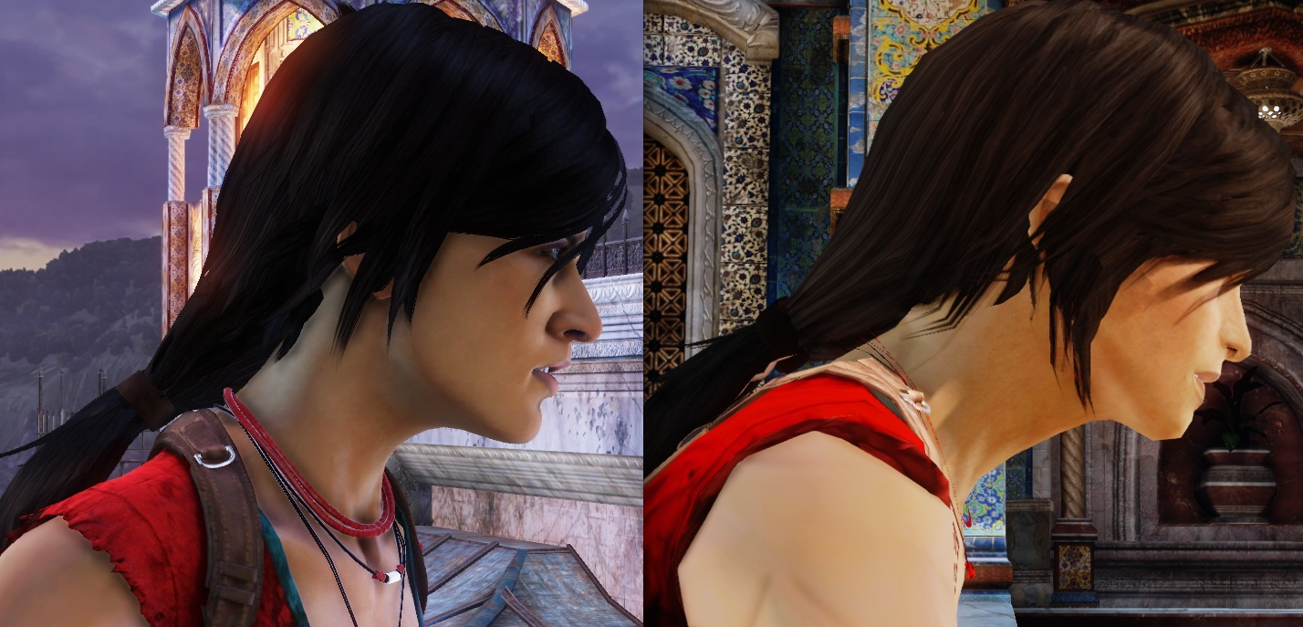 Uncharted 3 Chloe Hot Uncharted 3 Character ...