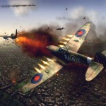 Combat Wings: Dogfight screens
