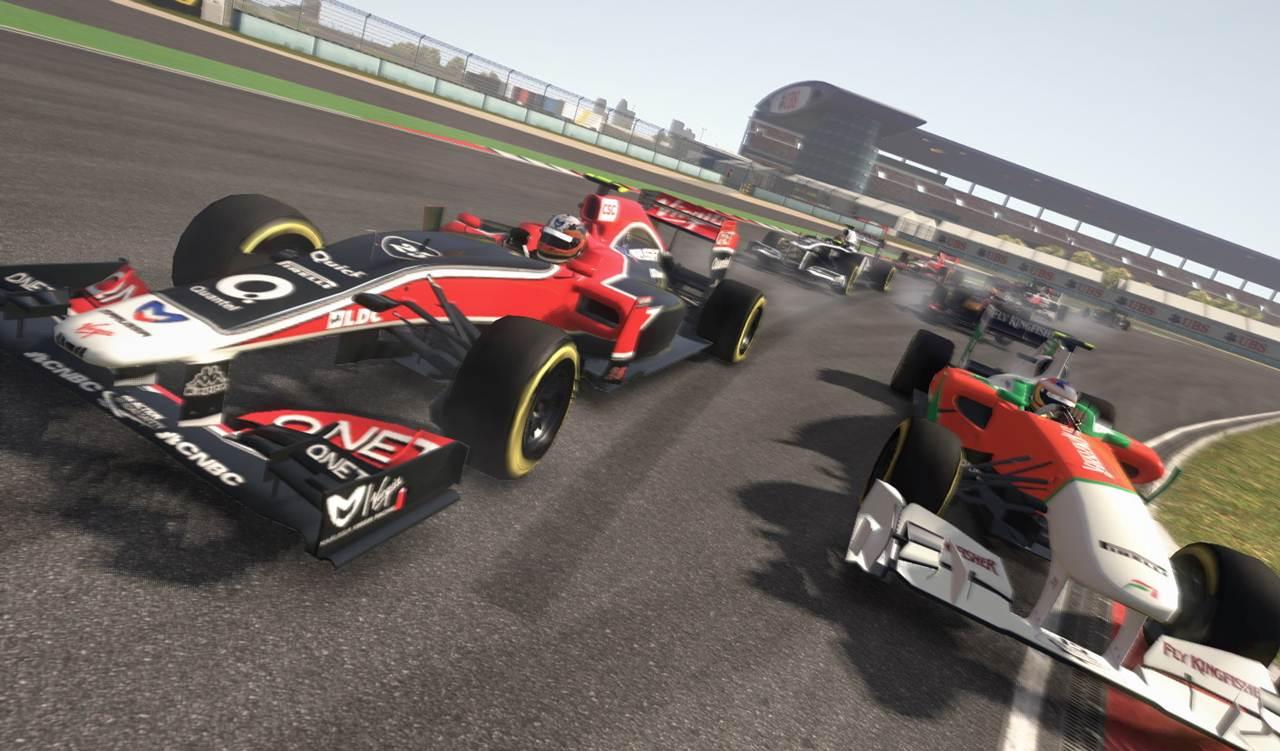 F1 2011 – Ten racy screenshots