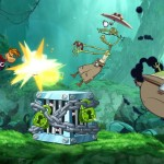 Rayman Origins: PSV screenshots