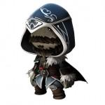Ezio costume hitting LittleBigPlanet 2 on November 15