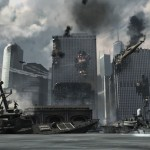 Modern Warfare 3- Luckiest Throwing Knife Kill Ever
