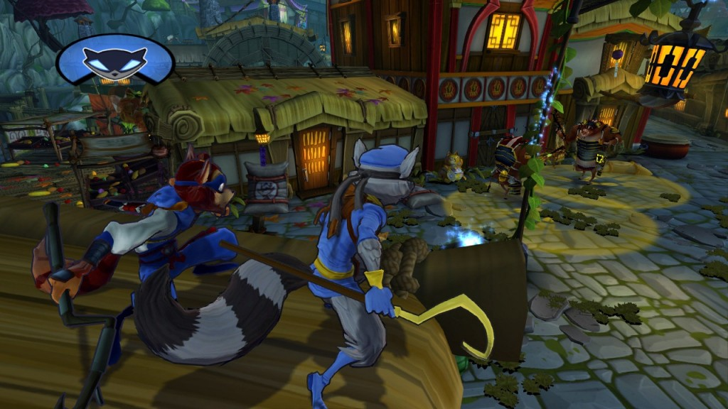 sly cooper theives in time