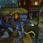New Sly Cooper video shows augmented reality treasure hunting
