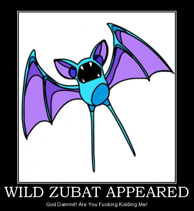 10 Most Memorable Quotes In Video Games « GamingBolt.com ... A Wild Pokemon Appears