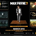 Max Payne 3 Special Edition Announced