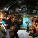 Duke Nukem Forever: Four cloned screenshots