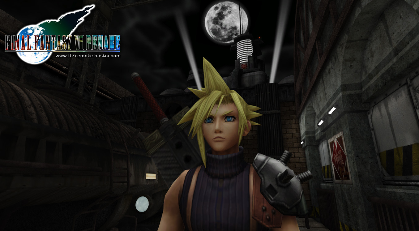 Want FF7 remake? This fan-made teaser using Unreal Engine 3