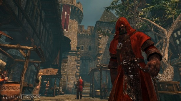 I take it that this will be the Red Priest that you will be playing as