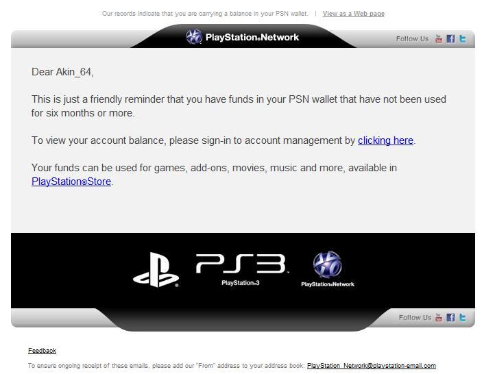 how to find your psn email