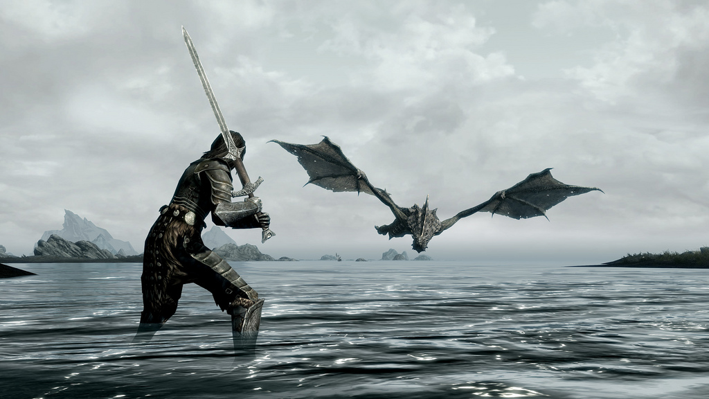 skyrim awesome