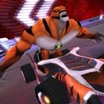 Ben 10 Galactic Racing – A few screenshots from the PS Vita version