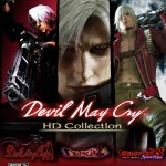 Devil May Cry HD Collection- pack fronts for the PS3 and 360