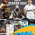 Indian Specials: Game4u launches its first End of Season Sale