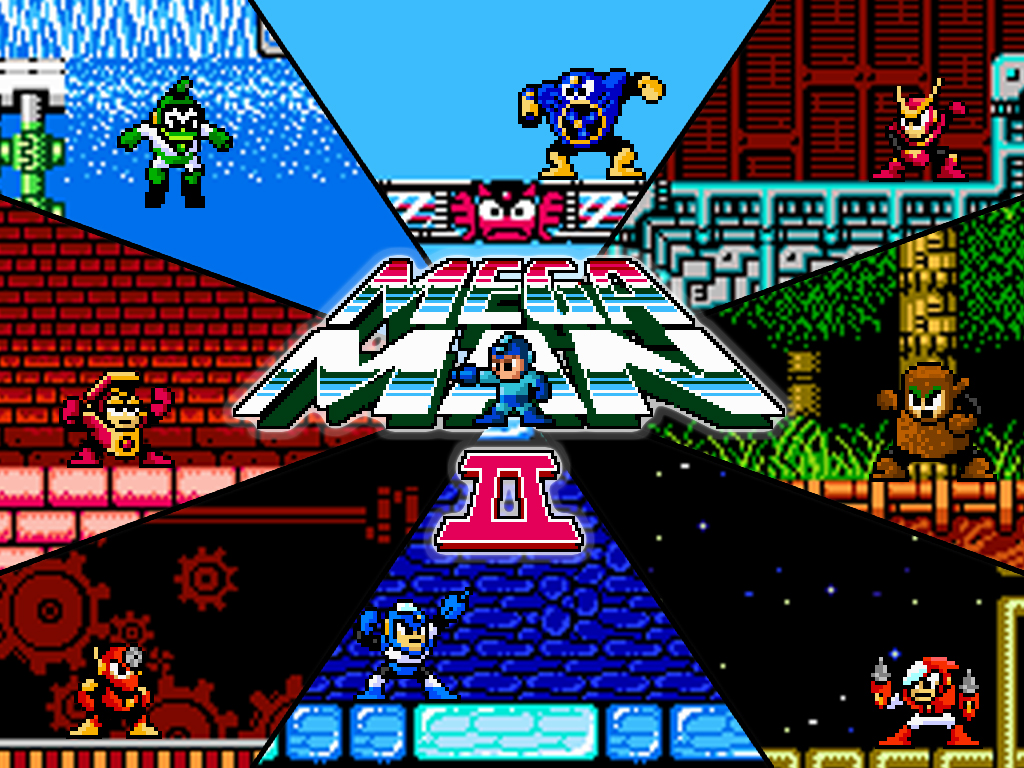 Mega Man 2, image by Gamingbolt