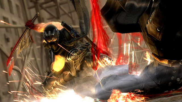 Ninja Gaiden 3 Razor S Edge Releasing For Wii U On January 11th 2013