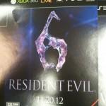 Resident Evil 6 logo leaked by Gamestop; more details revealed