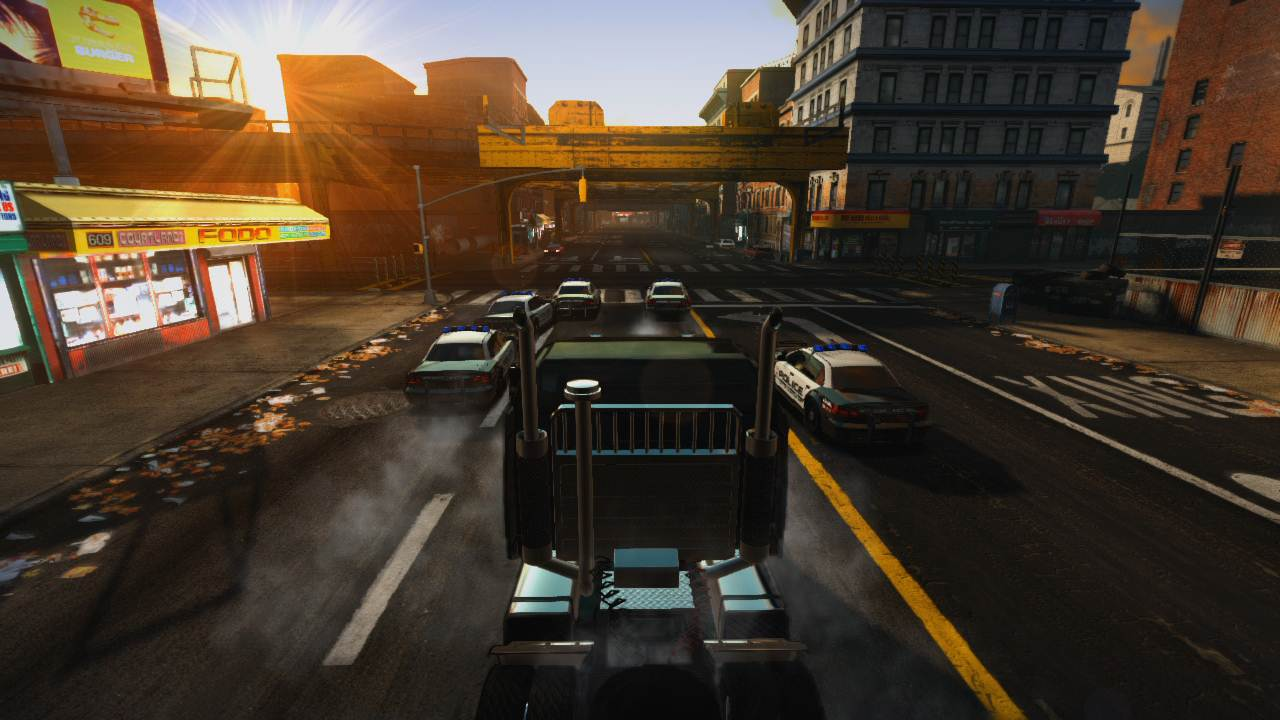 Check out these new screenshots from Ridge Racer Unbounded  This game