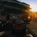 Ridge Racer Unbounded: A set of new screenshots