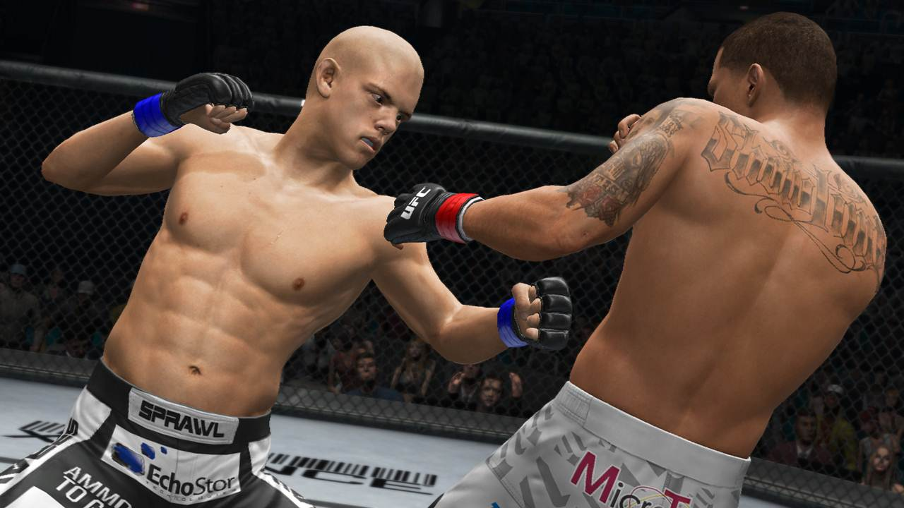 UFC Undisputed 3: Get these ten new screenshots in a headlock