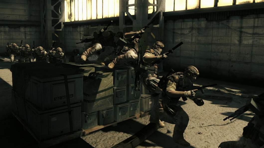 ghost recon jeu playstation - photo #36
