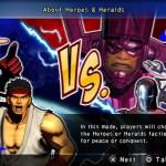 Ultimate Marvel vs. Capcom 3 – A series of explosive Vita screenshots