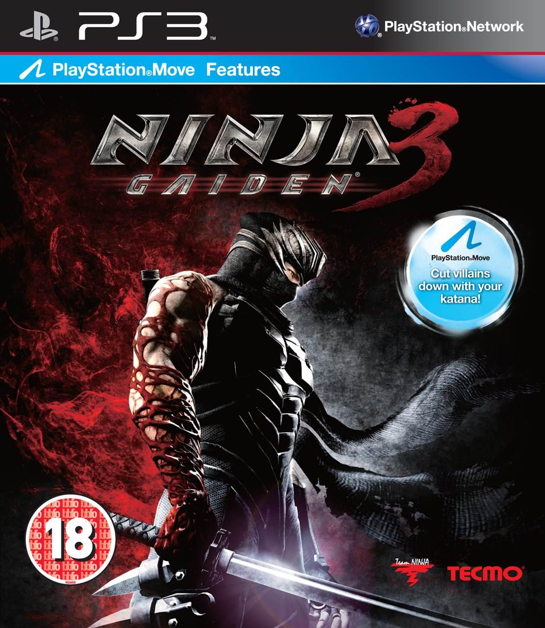 Ninja Gaiden 3: Ninja Gaiden 3: A New Collection Of Finalised Pack Shots