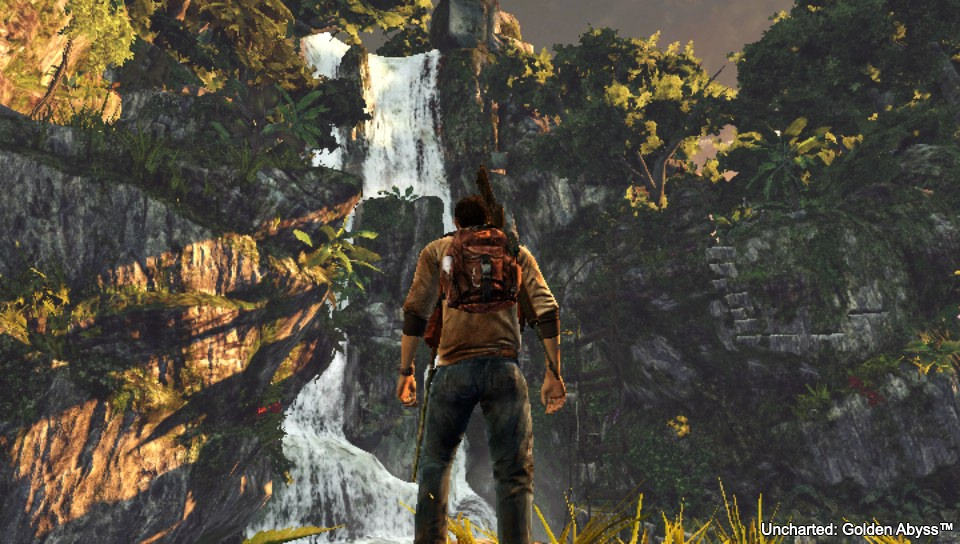 Uncharted Golden Abyss 3