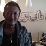 Toshihiro Nagoshi is Sega's new CCO
