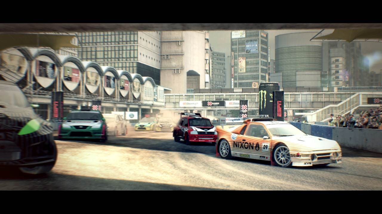 dirt 3 six completed screens from the new edition. Black Bedroom Furniture Sets. Home Design Ideas