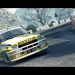 DiRT 3: Six completed screens from the new edition