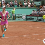 Check out the ESPN integration in Grand Slam Tennis 2